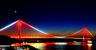 Yavuz Sultan Selim Bridge will be blacked-out to raise awareness against climate change